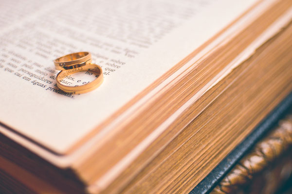 Rings and Bible