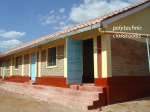 classrooms for motor cechanics &  food science