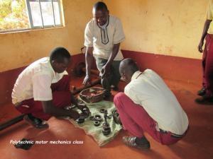 motor mechanics class
